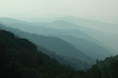 The Great Smoky National Park
