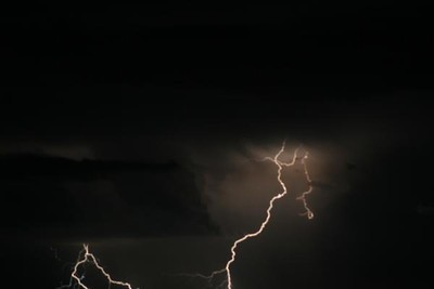 Lightning In the Cornfield