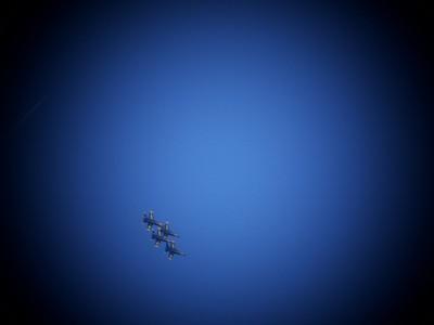 Angels Overhead