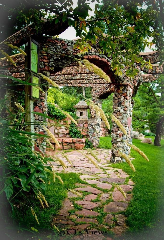 Japanese Gardens Sd Arch