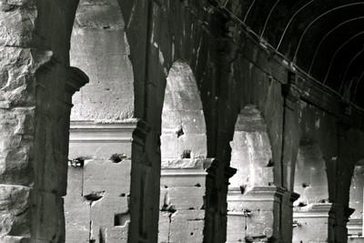 Arches In Rome