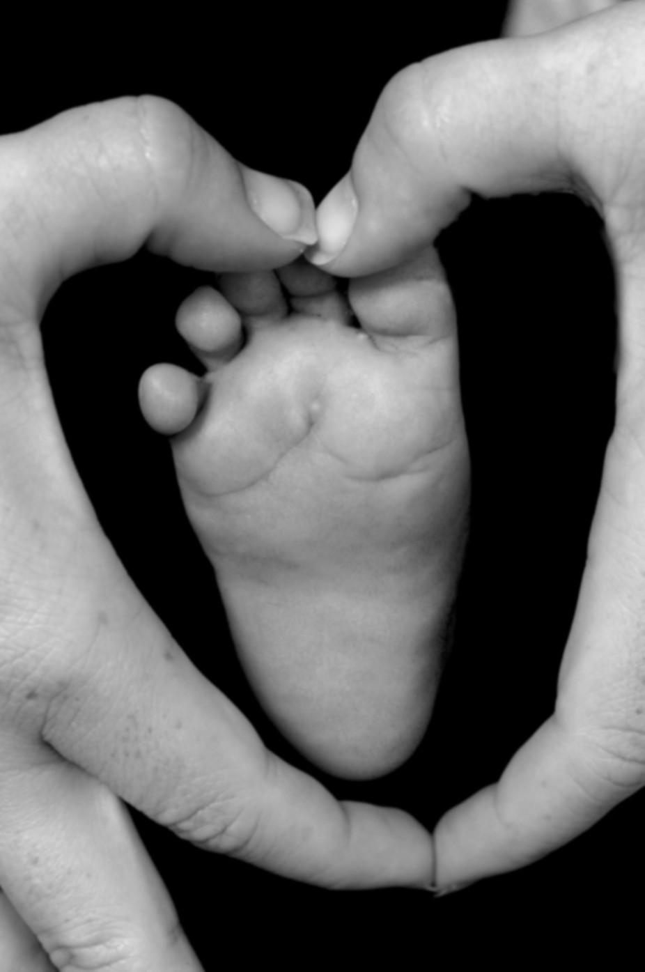 BABIES FOOT