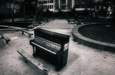 A Big City Is Lonely Music