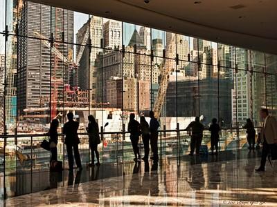 Progress at Ground Zero