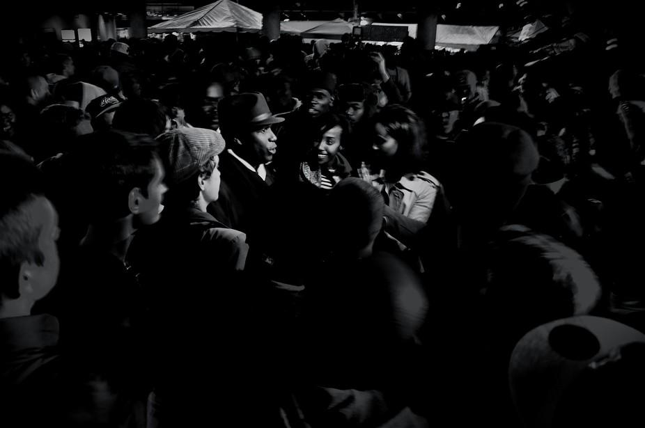 Jay Electronica @ Toronto Manifesto Music Festival