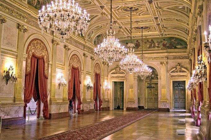 Elysee Palace State Dining Room Viewbug Com