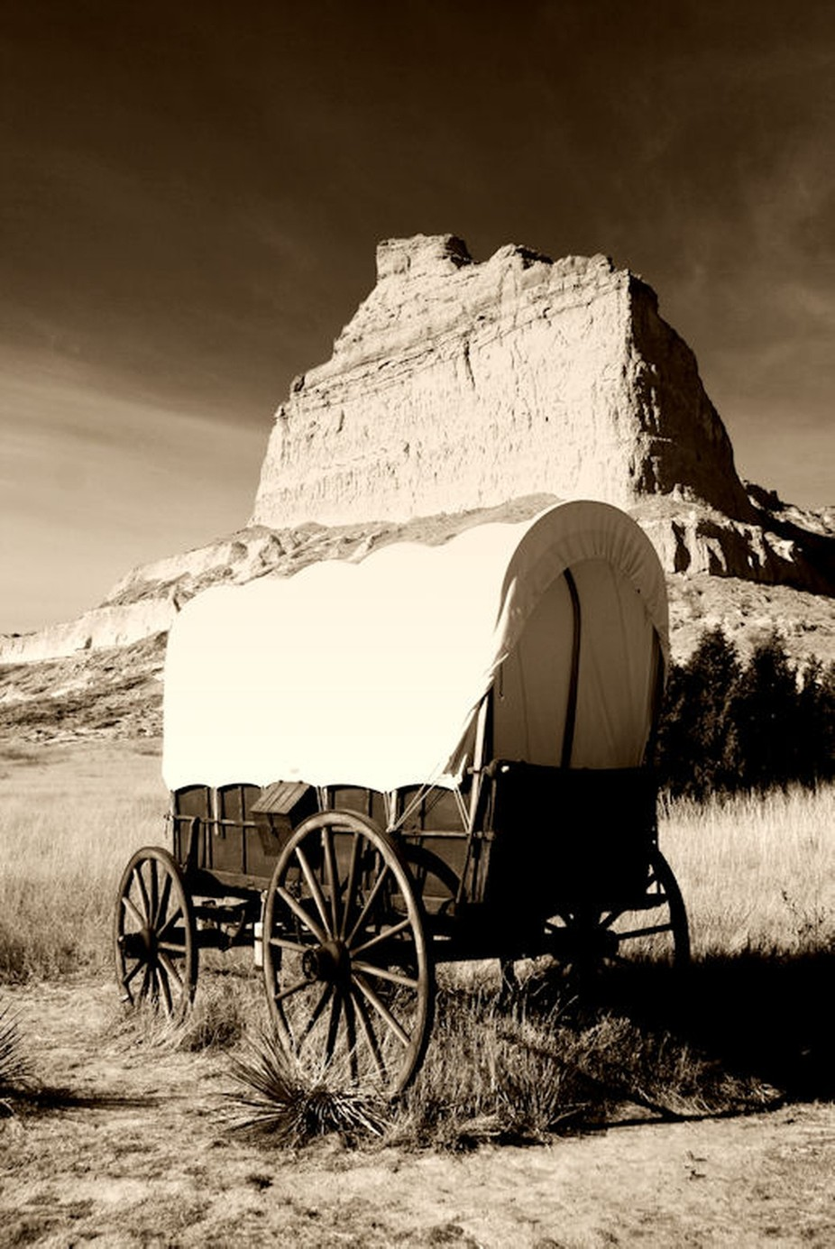 Oregon Trail 2 sepia resized