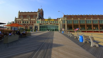 Jersey Shore Asbury Park Covention Hall 3