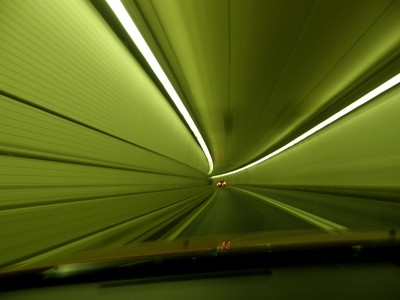 The Green Tunnel em