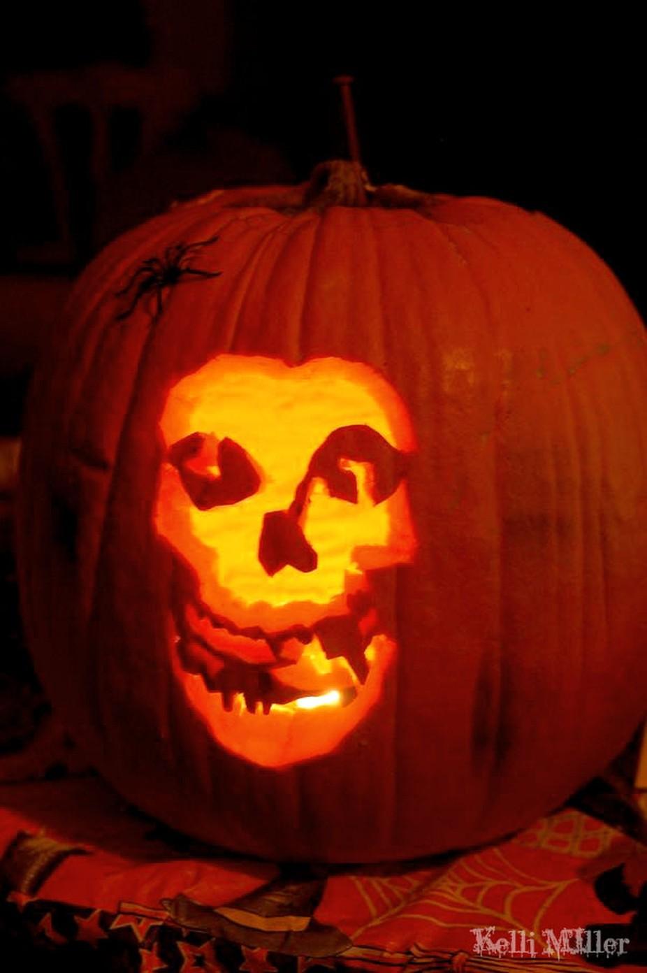 misfits jack o lantern by spontaneouscombustion - ViewBug.com