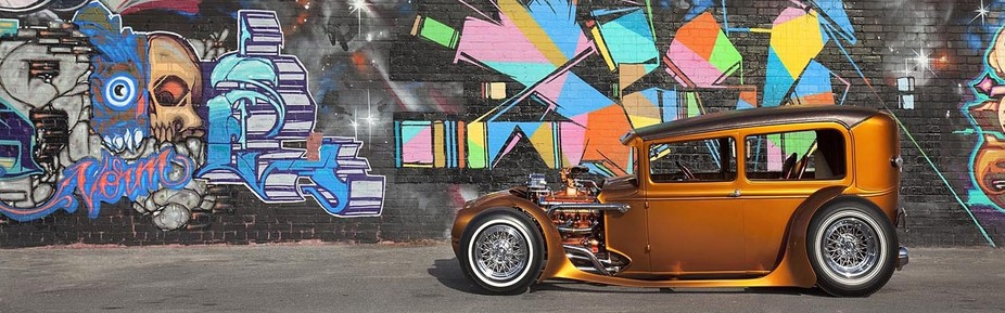 RODriguez Hot Rod