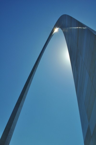 The Gateway Arch... Gateway To The West