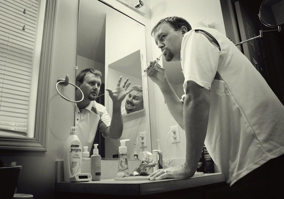 mirror trick