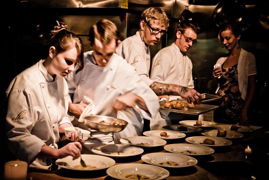 The Kitchen Restaurant Sacramento Ca