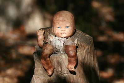 Thrown Away Doll