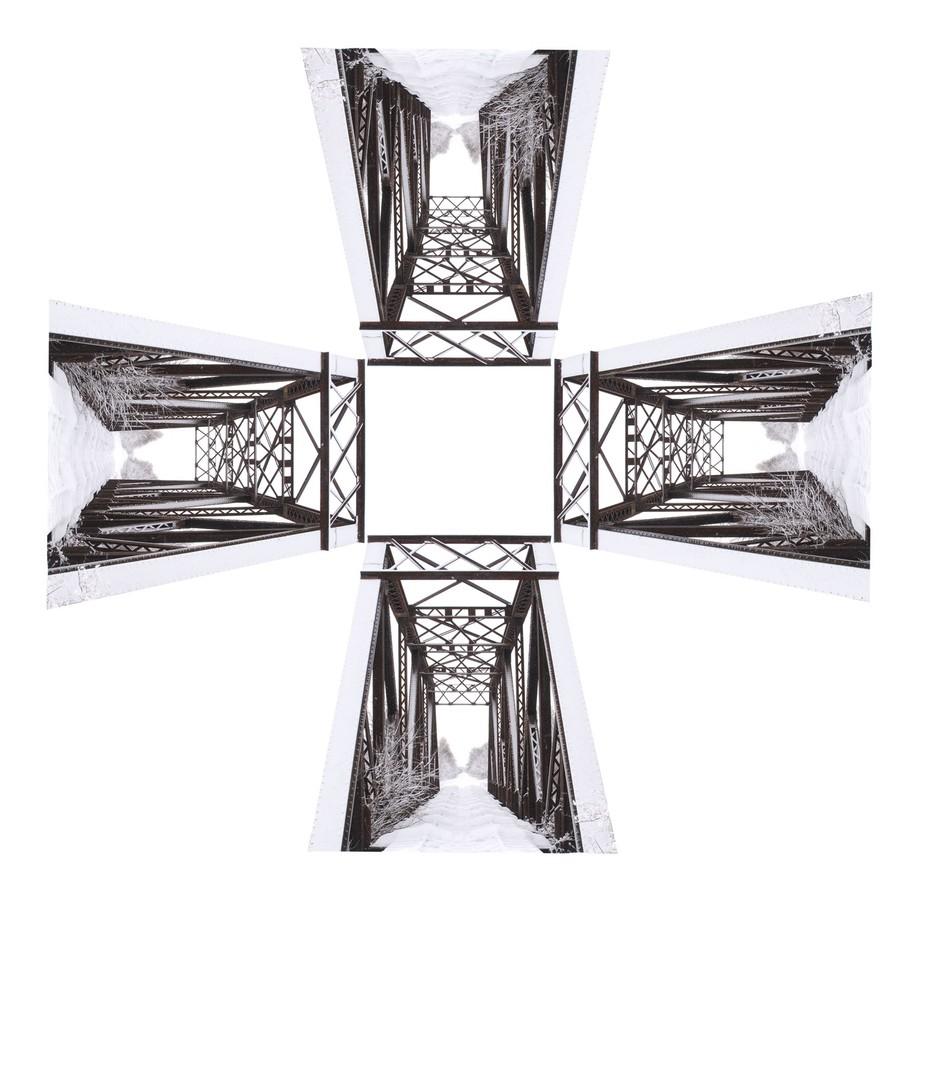 bridge and flake