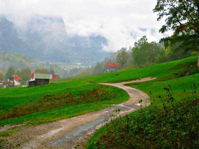 Bavarian Alps Trail