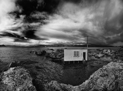 Boatshed from the Rocks