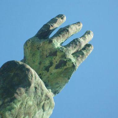 Statue in St. Augustine, FL