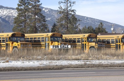 Old School Buses for Sale