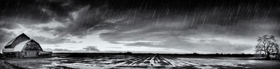 Ladner-Panorama-Raining BW Final