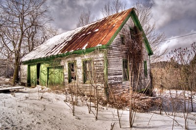 Abandoned Home (Southern VT)