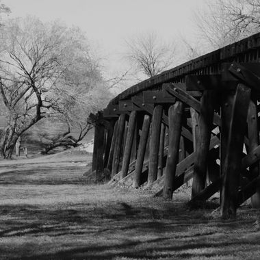 The Railroad outta town