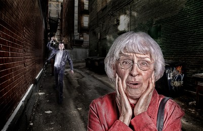Urban Life II - The Attack..