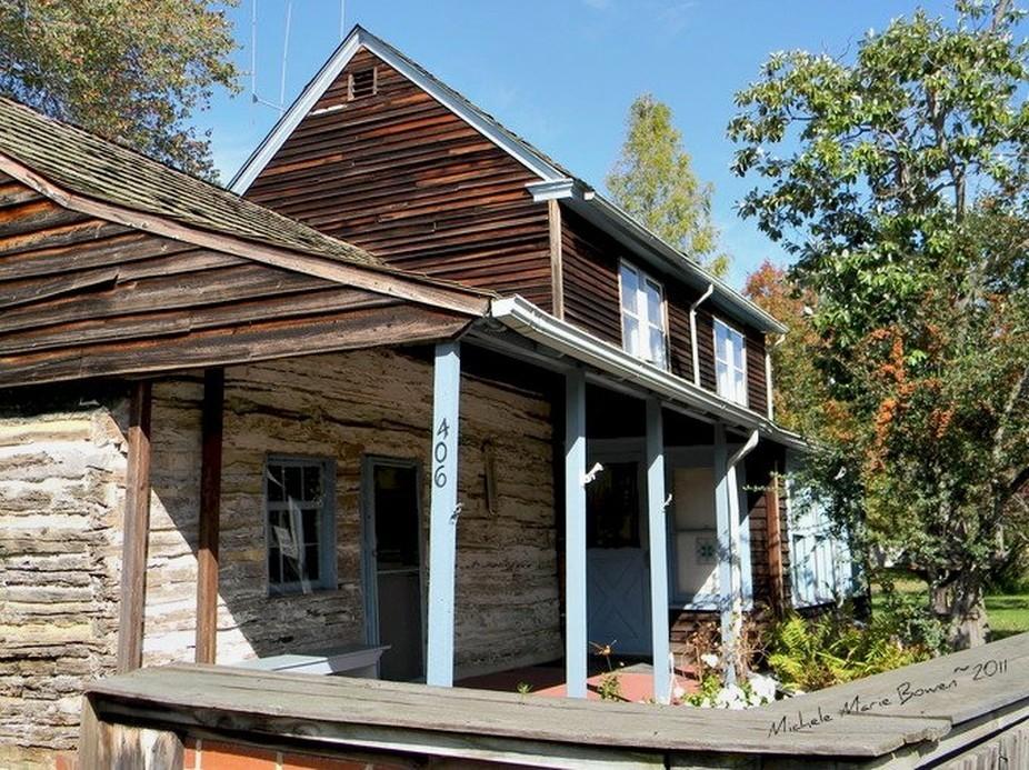 Historic nothnagle log cabin gibbstown nj for Cabin getaways in nj