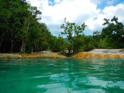 Emerald Pool----Krabi, Thailand
