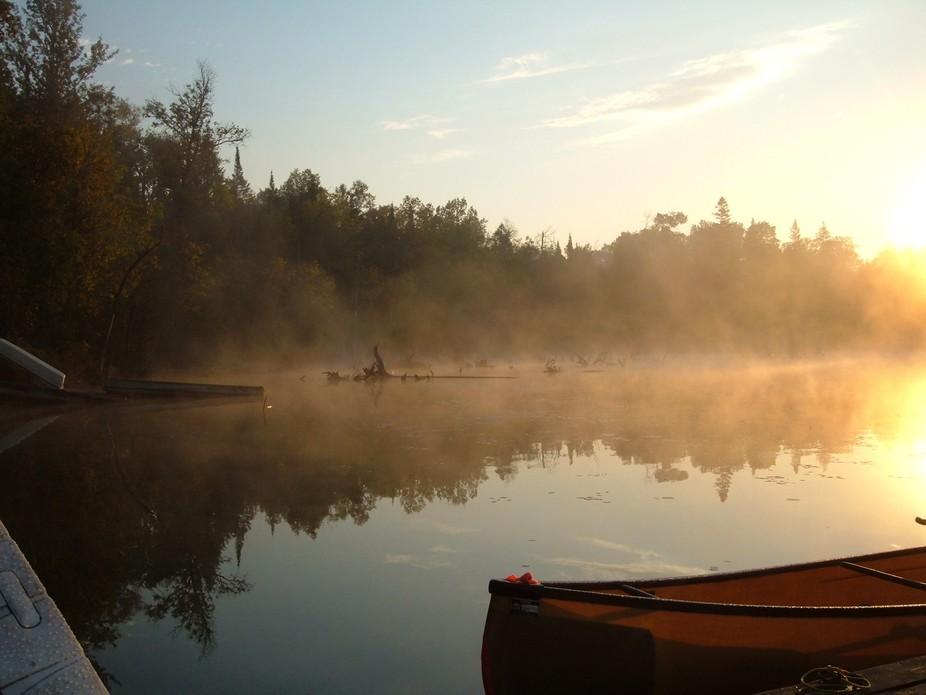 Morning Mist #3
