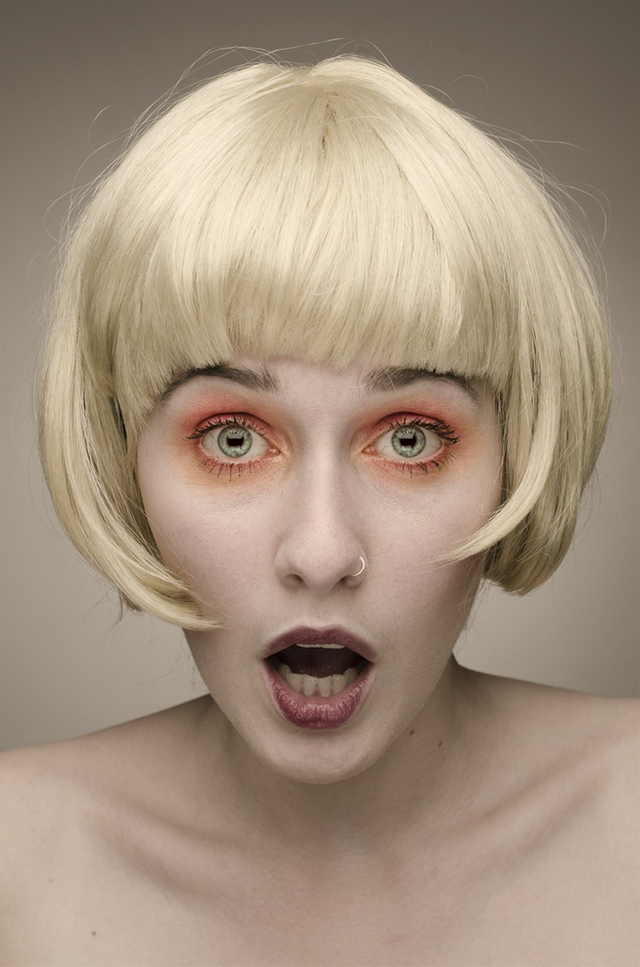 eyes-trait by javiroman - Distinctive Expressions Photo Contest