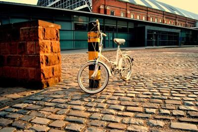 The bike journey