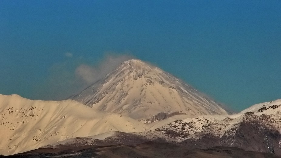 Mt Damavand 2