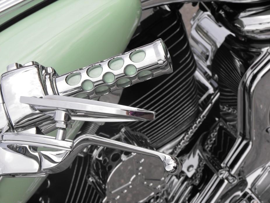 Harley handle