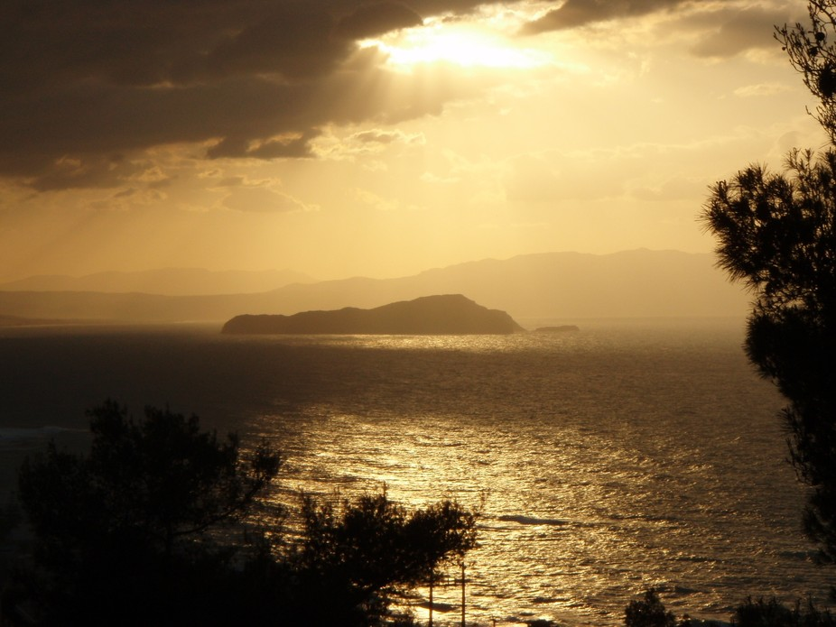 This photo was captured with a simple Olympus 770SW, in Chania, Island of Crete in Greece.