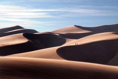 Empty Spaces Dunes