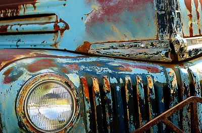 Weathered Relic
