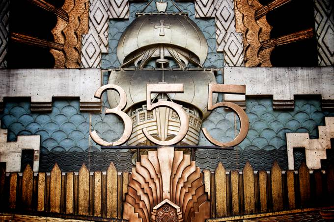 Classic Art Deco by kenmcall - Show Numbers Photo Contest