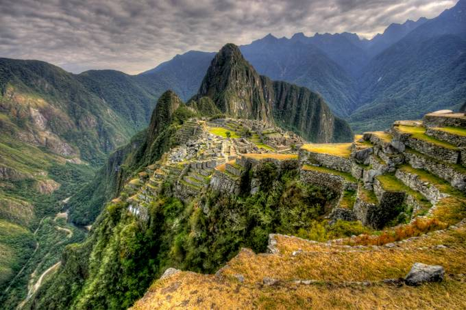 Destination reached: Machu Picchu by bitterer - Around the World Photo Contest