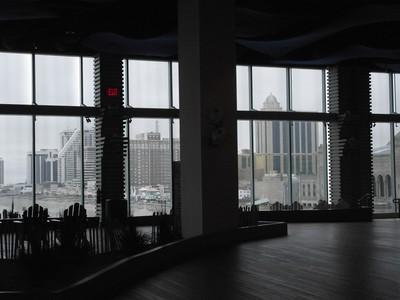 Atlantic City Through a Window  @ Pier