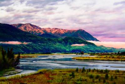 My Alaska!