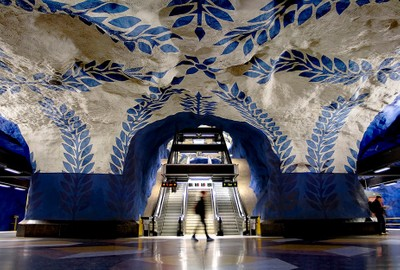Art Goes Underground