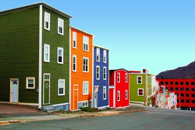 Jelly Bean Row >> Jellybean Row Houses by JensandStef - ViewBug.com