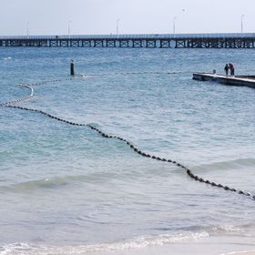 Long jetty Busselton W.A. Australia.