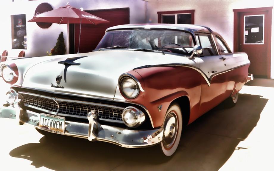 & Old Ford Car by Honjune - ViewBug.com markmcfarlin.com