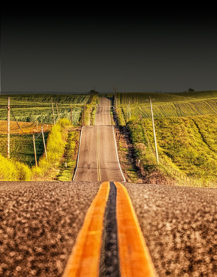 The Long Road by PhotoWorks - Rule Of Seconds Photo Contest vol1