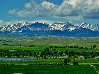 Spectacular Montana