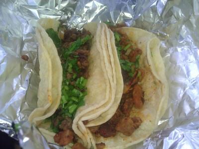 El Toro Taco Truck Tacos
