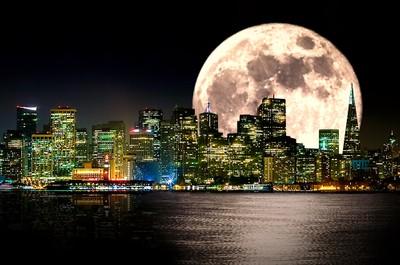 San Francisco Moon